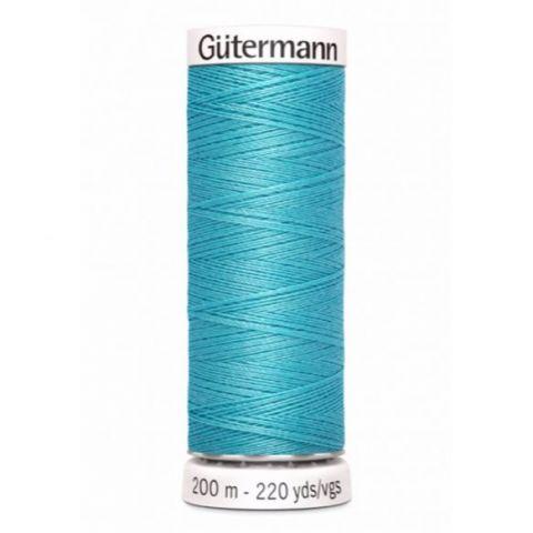 Naaigaren 200m Lichtblauw 714 - Gütermann