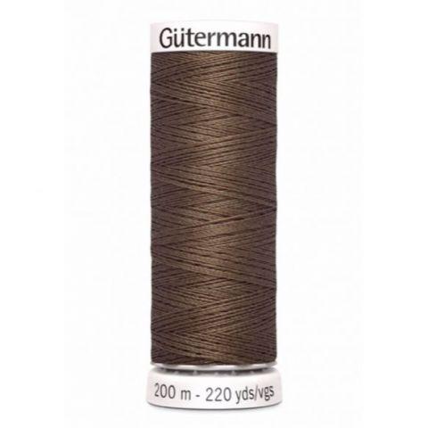 Naaigaren 200m Bruin 815 - Gütermann