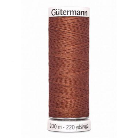 Naaigaren 200m Bruin 847 - Gütermann