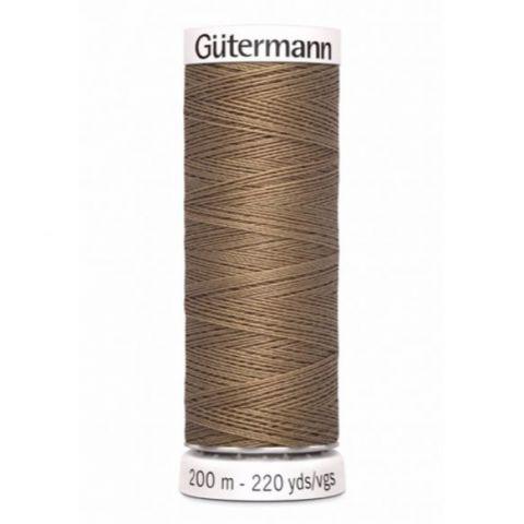 Naaigaren 200m Bruin 850 - Gütermann
