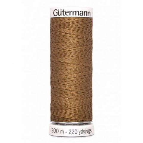 Naaigaren 200m Bruin 887 - Gütermann