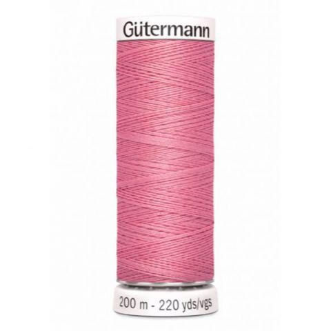 Naaigaren 200m Roze 889 - Gütermann