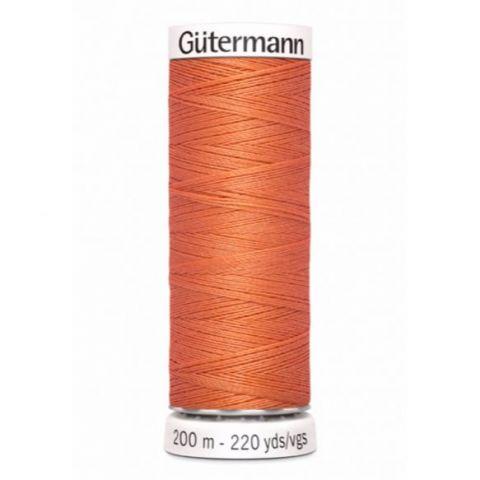 Naaigaren 200m Persimmon Oranje 895 - Gütermann