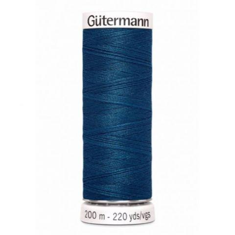 Naaigaren 200m Blauw 904 - Gütermann