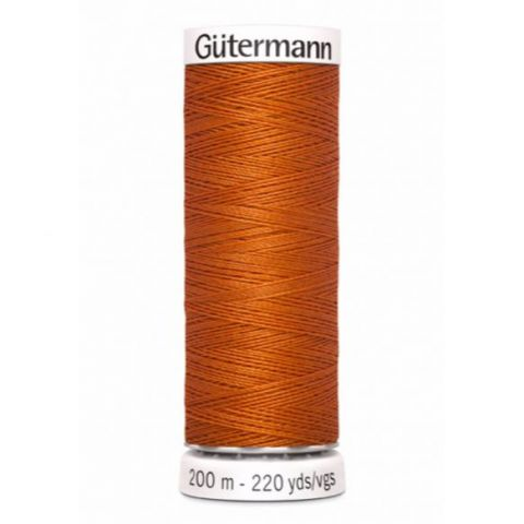 Naaigaren 200m Oranje 932 - Gütermann