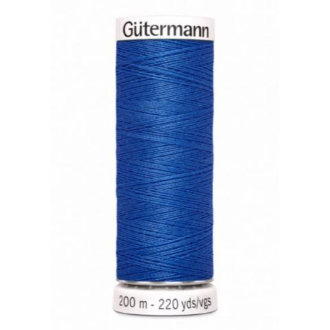 Naaigaren 200m Blauw 959 - Gütermann