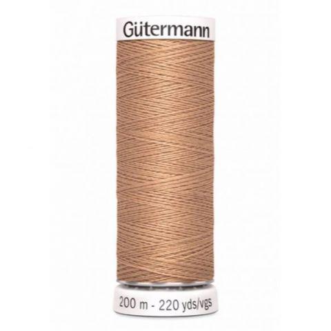 Naaigaren 200m Bruin 991 - Gütermann