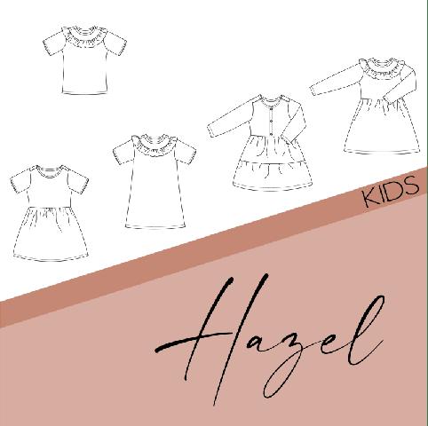 Patroon Hazel jurk en top - Bel'etoile