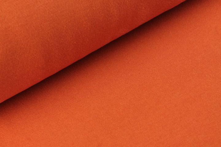 Fijne boordstof - Koper Oranje