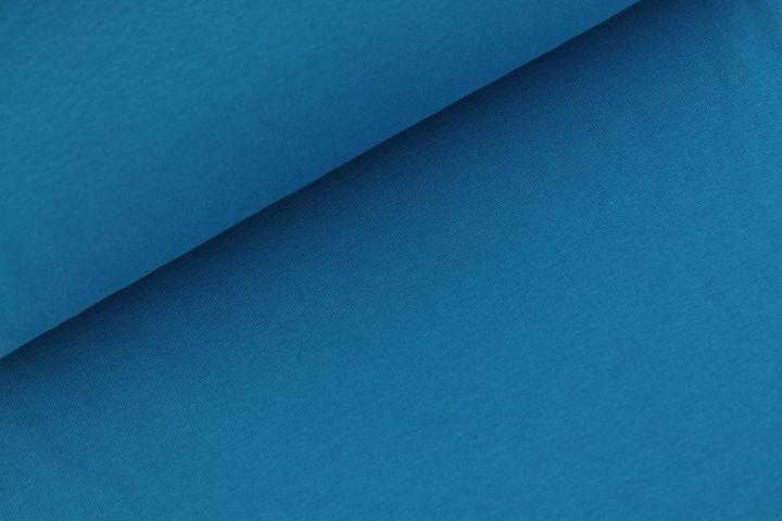 Fijne boordstof - turquoise