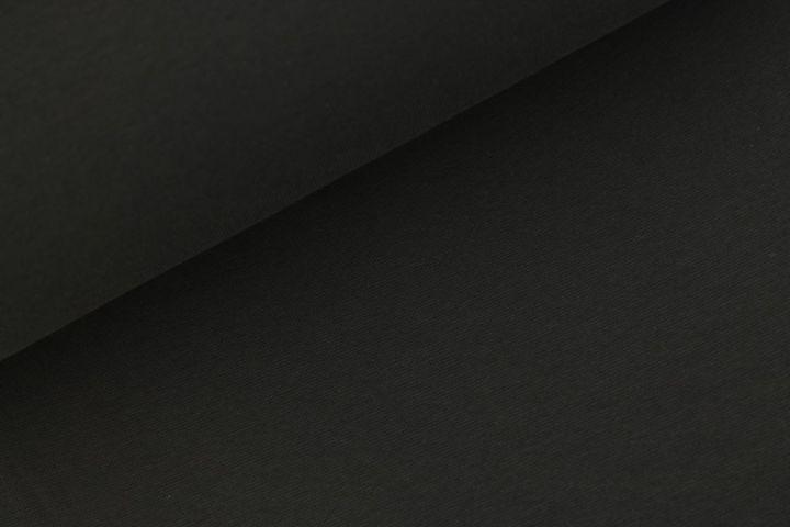 Fijne boordstof - zwart