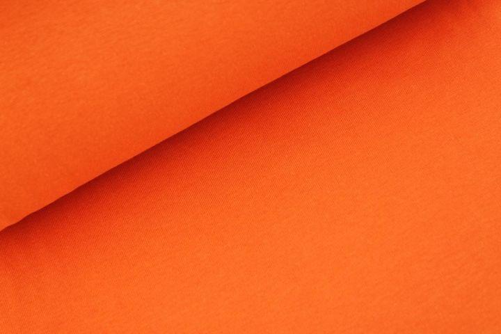 Fijne boordstof - orange