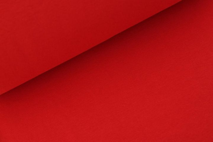 Fijne boordstof - ferrari rood