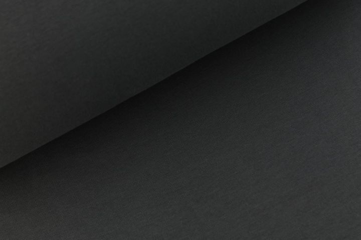 Fijne boordstof - donker antra