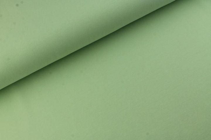 Katoen tricot - Pastel groen