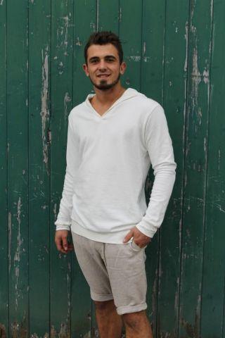 Patroon herensweater en shirt 1100  - It's a fits