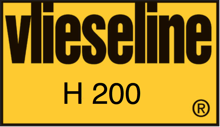 Vlieseline H 200 - wit