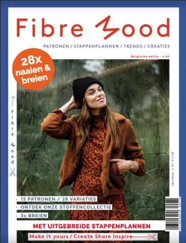 Patroonboek Fibre Mood #7