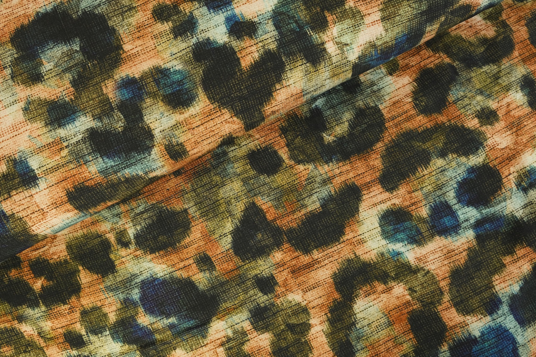 Panther Cat Viscose Roest