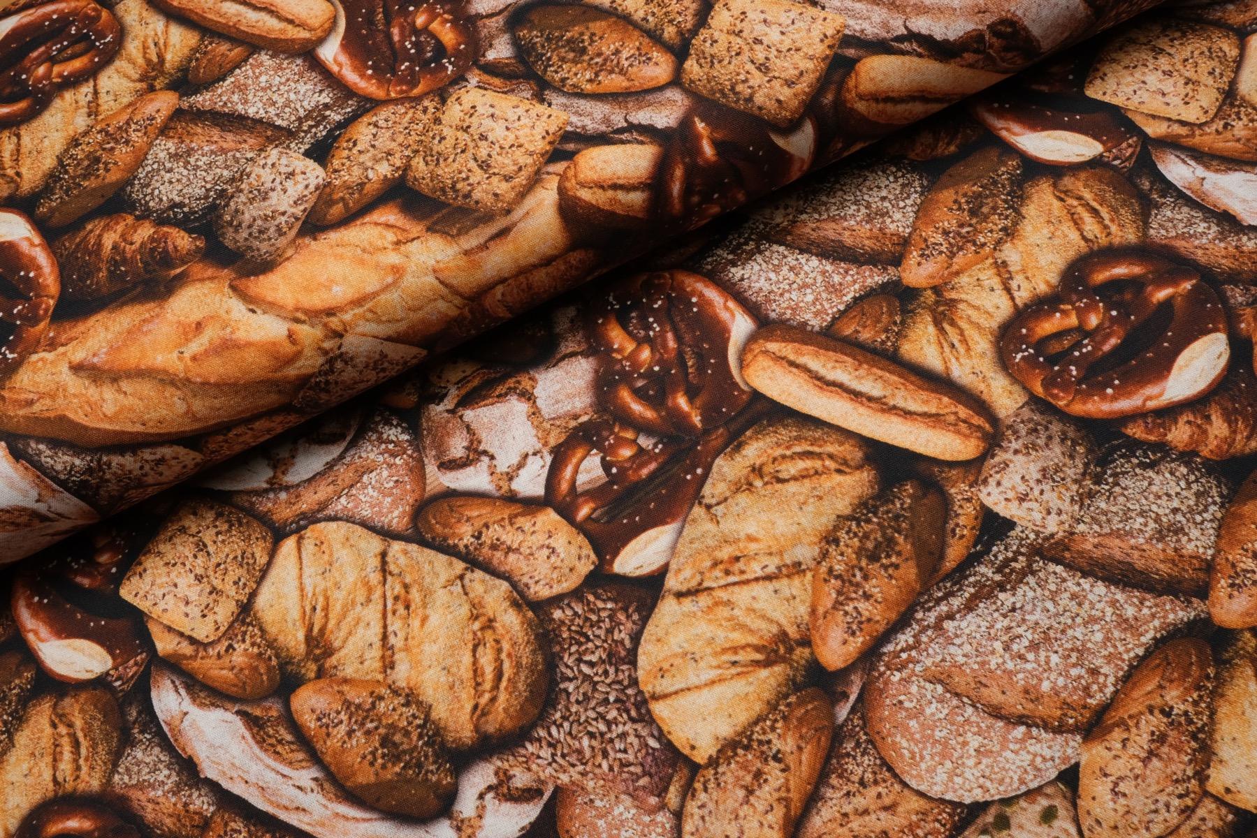 Bread Katoen Bruin - by Poppy