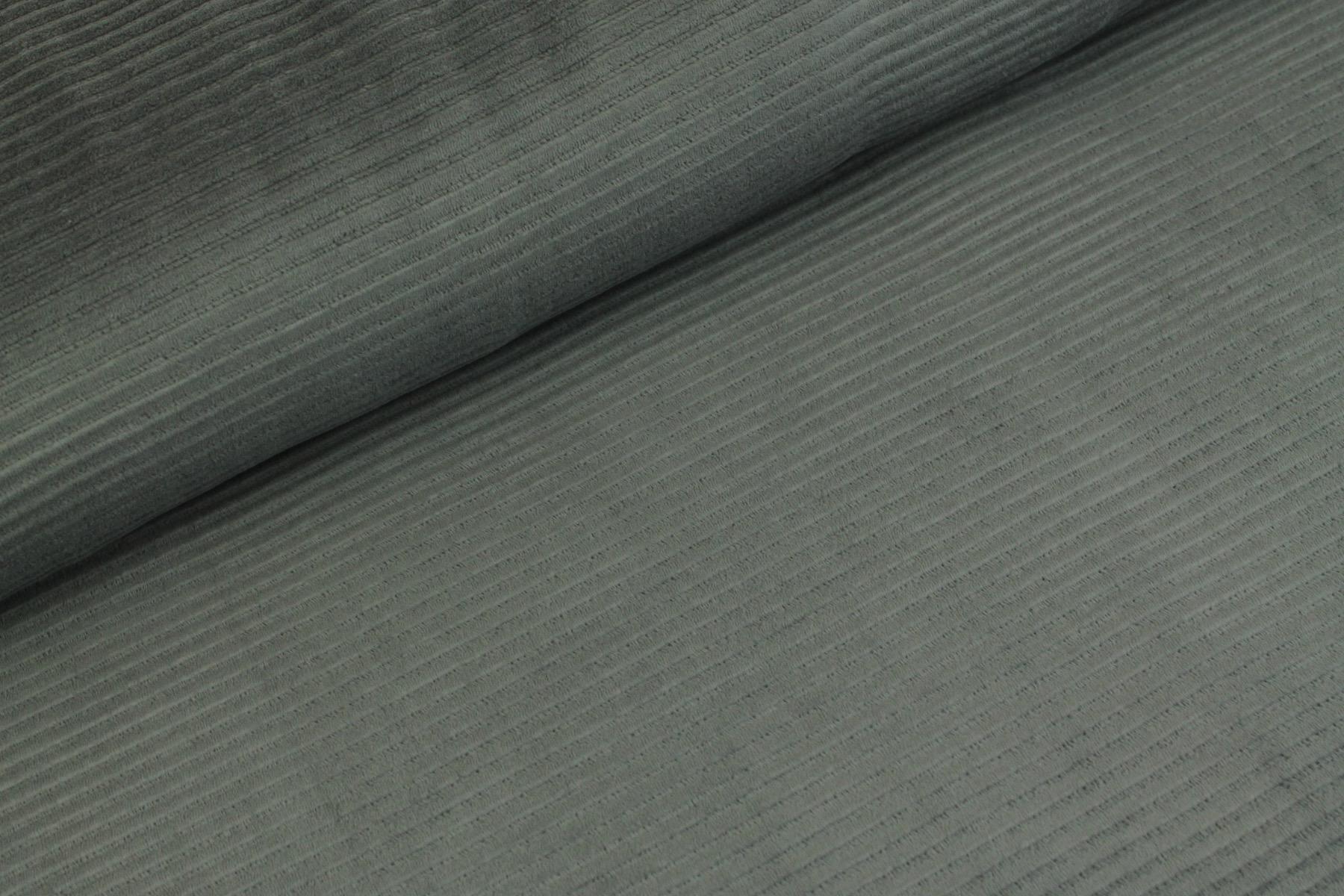 Cotton Knit Big Cord - Antraciet