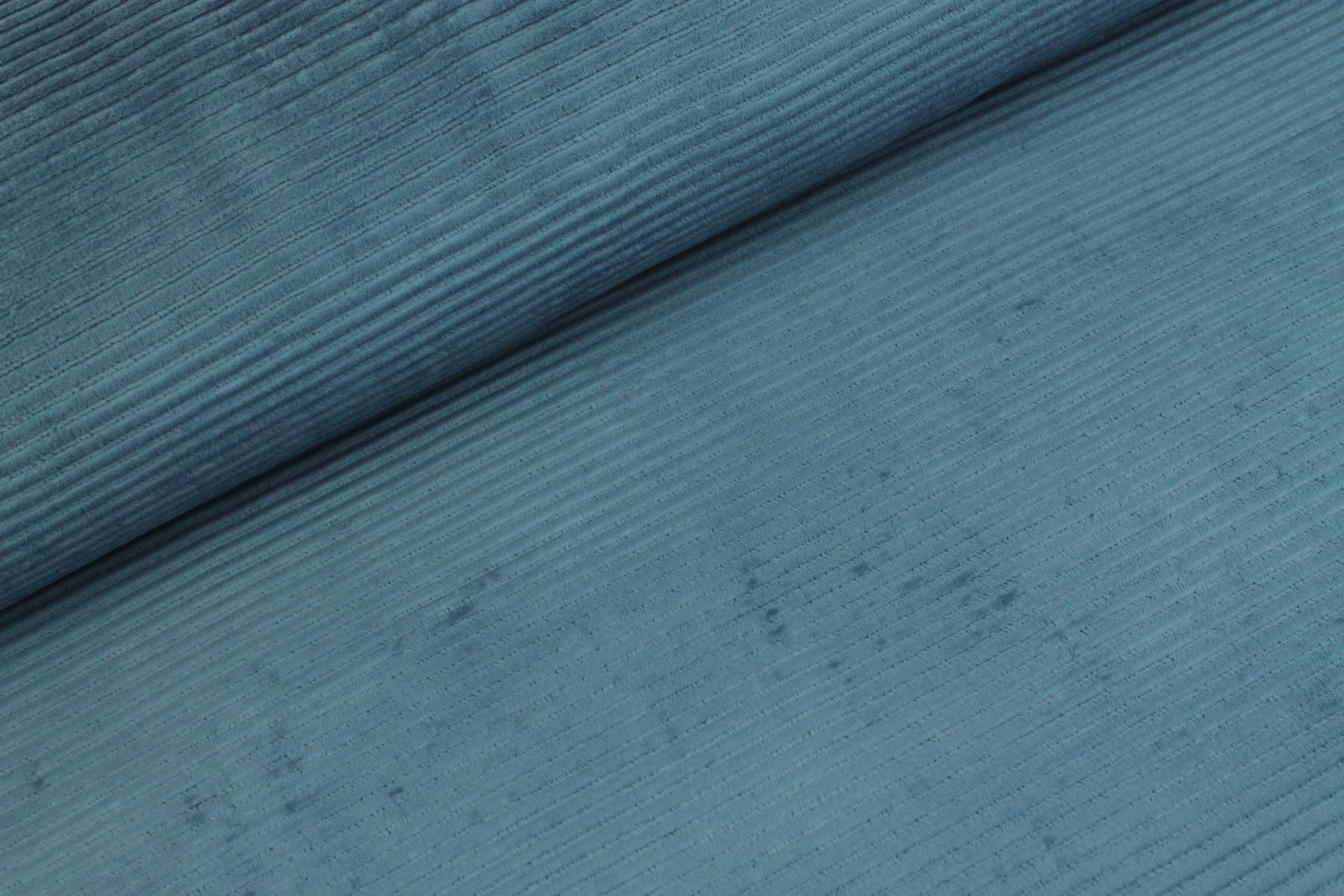 Cotton Knit Big Cord - Dark Jeans