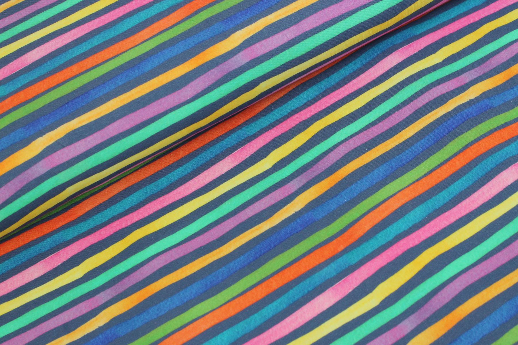 Stripes Tricot Jeans - Stenzo