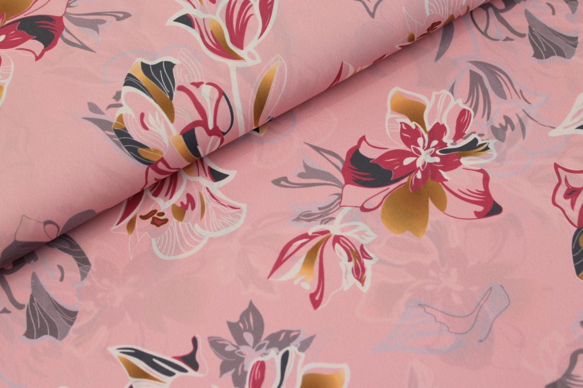 Babet Flower - Jane Fabrics