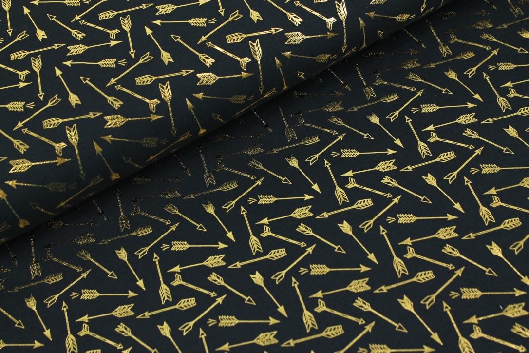 Arrow Tricot Foil Navy