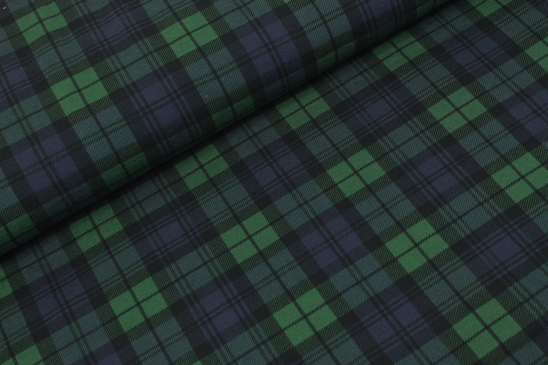 Aberdeen Tricot Groen - Swafing